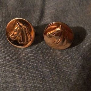 Other - Gold cuff links